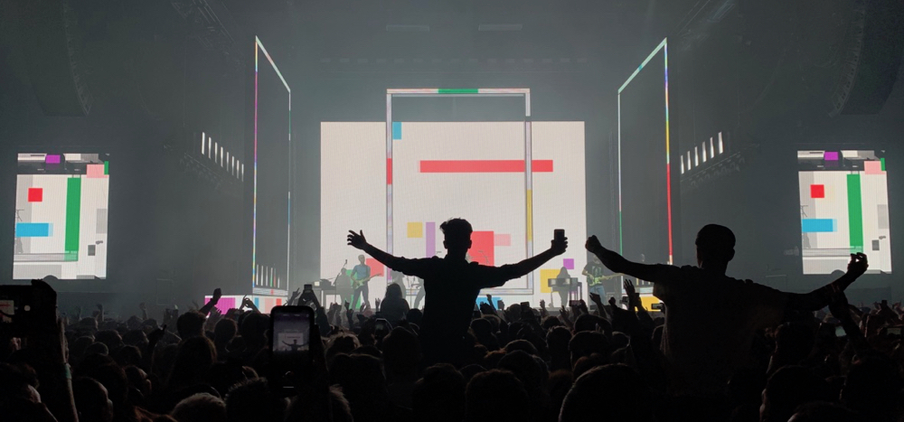The 1975 - Live @ Brighton Centre, U.K.