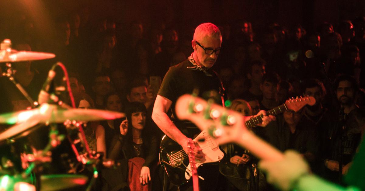 Sad Lovers & Giants - Live @ An Club, Athens