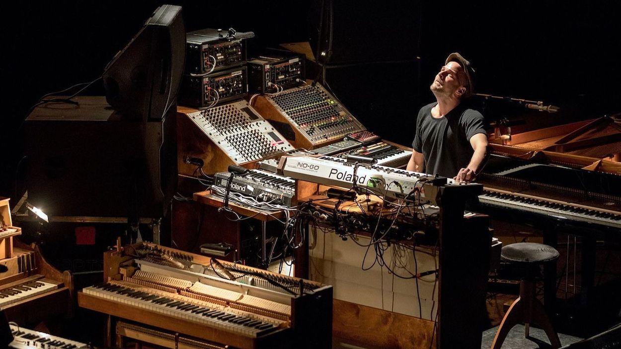 Nils Frahm - Live @ Walt Disney Concert Hall, Los Angeles