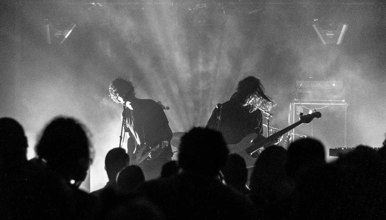 SUUNS - Live @ Temple, Athens