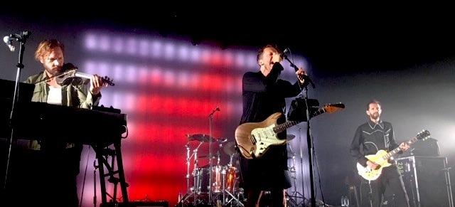 dEUS - Live @ Sala Riviera, Madrid
