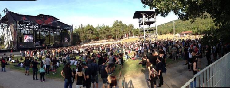 Rockwave Festival 2016, Athens - The Last Shadow Puppets, Dropkick Murphys, Suede, Turbonegro, κ.α.
