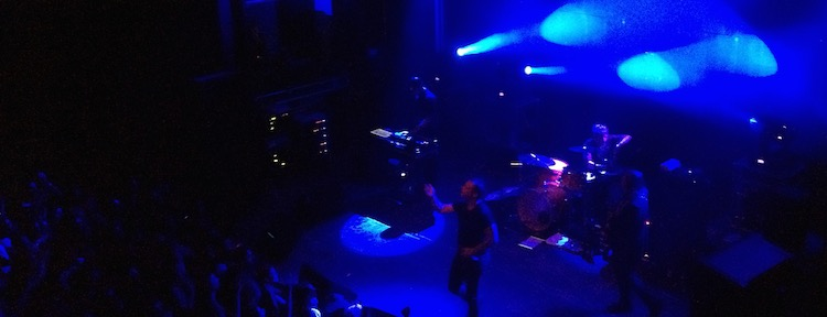 Future Islands - Live at Gagarin 205, Athens