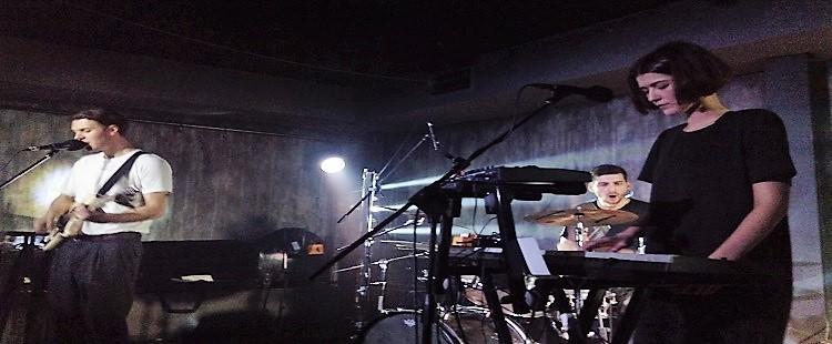 Human Tetris - Live @ Death Disco, Athens