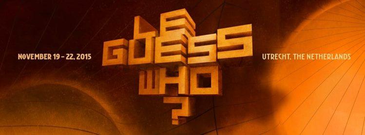 Το ClockSound θα βρεθεί στο Le Guess Who Festival στην Ουτρέχτη