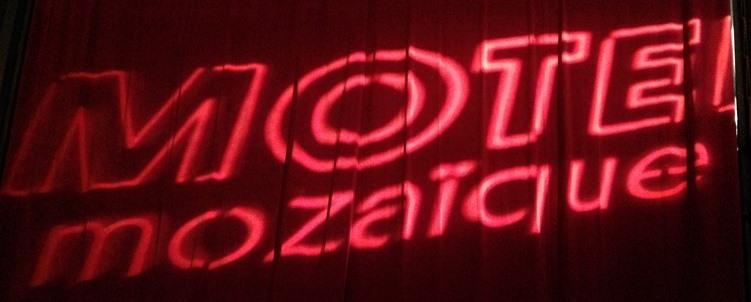 Motel Mozaique Festival @ Rotterdam, Holland