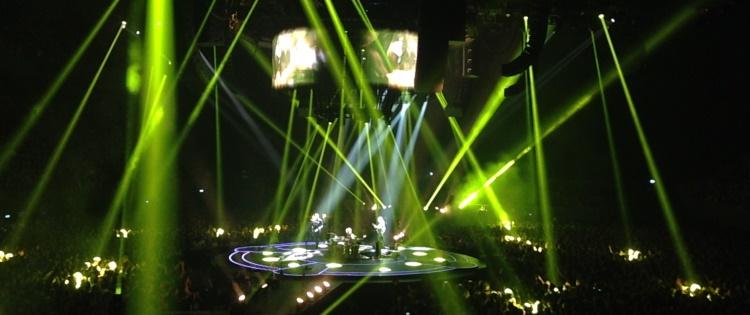 Muse - Live @ Ziggo Dome, Amsterdam