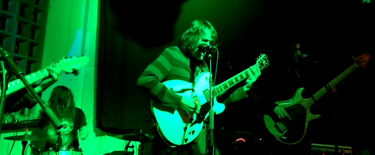 The Mystery Lights - Live @ Stroomhuis, Eindhoven