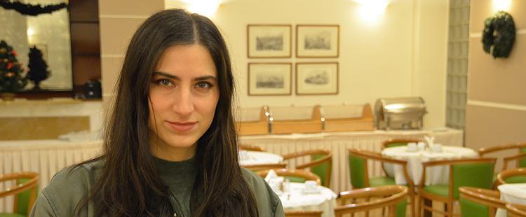 Η Aurora Halal μίλησε στο ClockSound μετά την εμφάνισή της στο Plisskën Festival