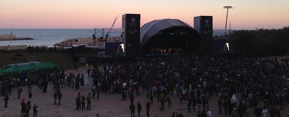 Primavera Sound Festival, Day 1: Arcade Fire