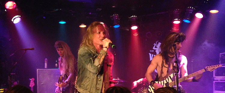 The Viper Room 21st Anniversary: Jam Prancer (Steel Panther)