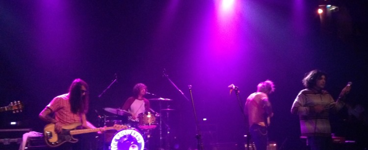 The Growlers, Noise Figures @ Gagarin 205, Athens