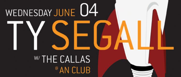O Ty Segall στο Αν Club την Τετάρτη 4 Ιουνίου