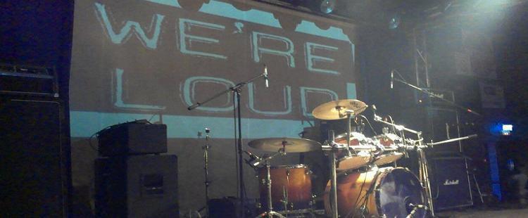 We're Loud Fest 2016 @ Kyttaro Live Club, Athens