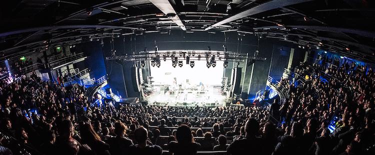 Einstürzende Neubauten - Live @ Gazi Music Hall, Athens
