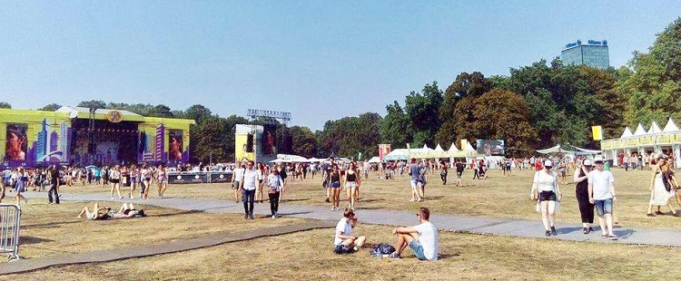 Lollapalooza Berlin 2016 - Radiohead, Kings Of Leon, etc