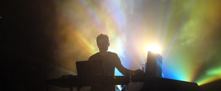 Nicolas Jaar - Live @ Alcatraz, Milano
