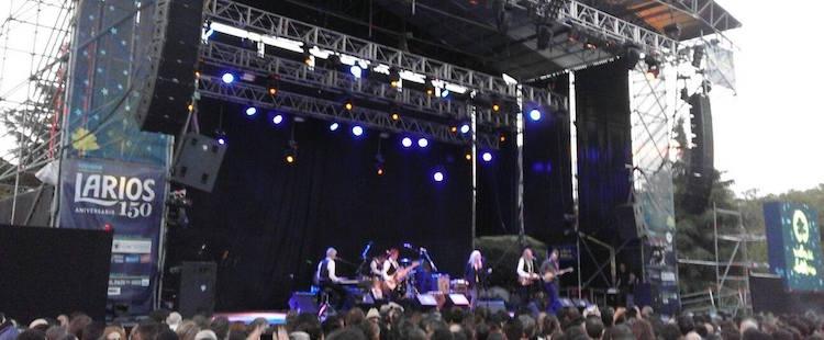 Patti Smith - Live @ Noches Del Botánico, Madrid