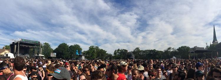 Pitchfork Music Festival, Chicago - Jamie xx, Caribou, Todd Terje (Day 3)