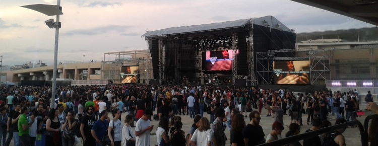 Release Athens Festival 2016 - PJ Harvey, Slowdive κ.α. (Day 3)