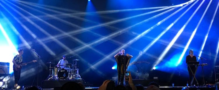 AURORA - Live @ Rock Werchter Festival, Belgium