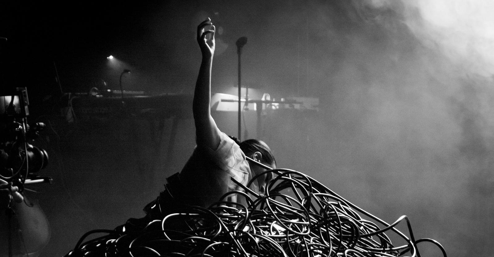 Sevdaliza - Live @ Volksbühne, Berlin