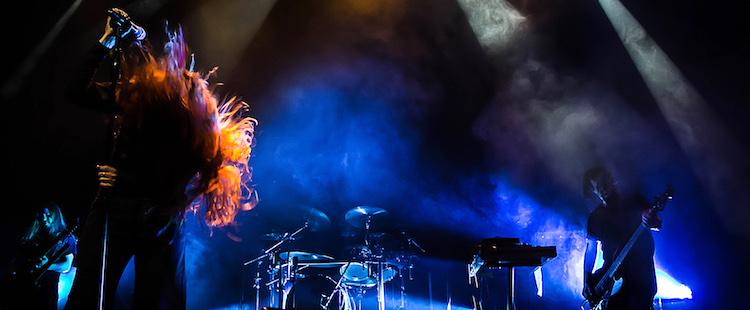 Universe217 - Live @ Fuzz Live Music Club, Athens