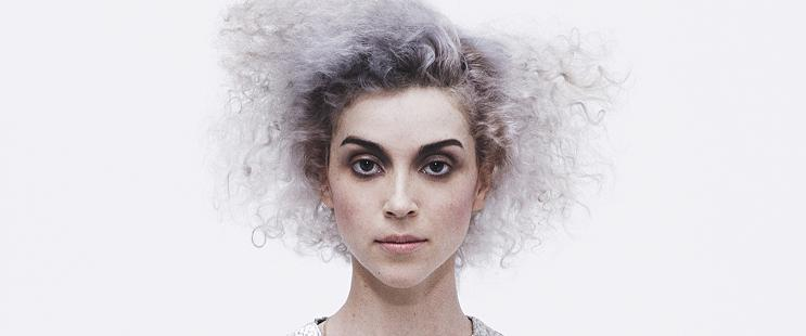 St. Vincent - Birth In Reverse