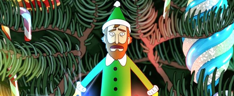 The National - Christmas Magic (Bob's Buskers)