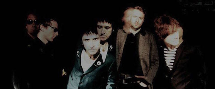 Johnny Marr - I Feel You (Depeche Mode cover)