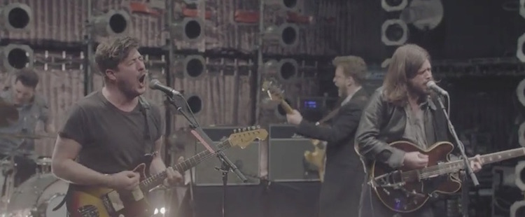 Mumford & Sons - The Wolf (Live)
