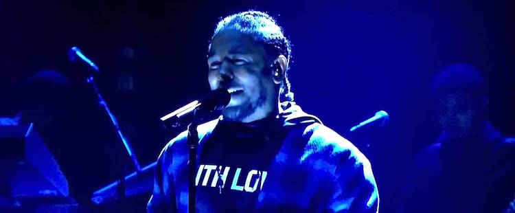 Kendrick Lamar - Untitled 2 (live)