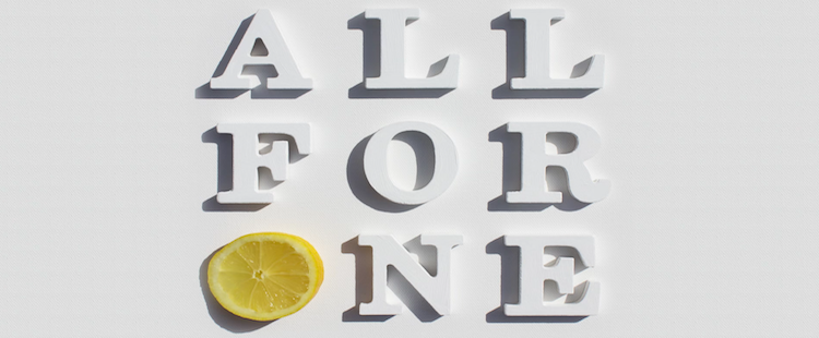 The Stone Roses - All For One