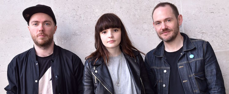 CHVRCHES - Warning Call
