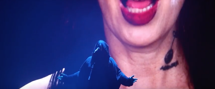 ANOHNI - Why Did You Separate Me From The Earth (live)