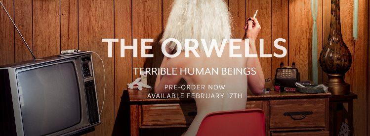 Τρία νέα κομμάτια από τους Orwells
