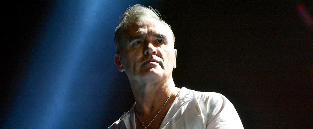 Morrissey - Jacky's Only Happy When She's Up On The Stage
