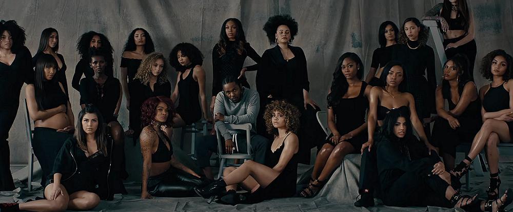 Kendrick Lamar - LOVE. ft Zacari