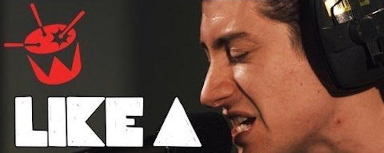 Arctic Monkeys - Feels Like We Only Go Backwards (Tame Impala cover)