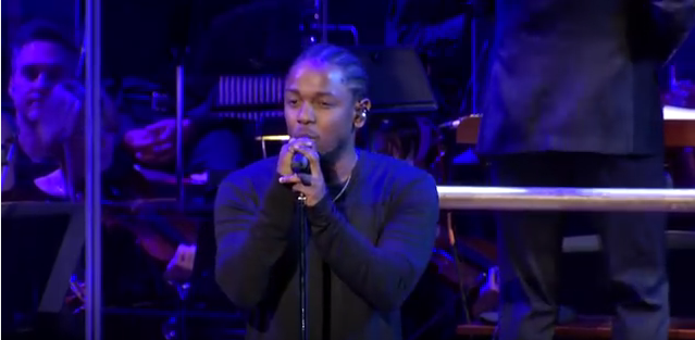 Live Kendrick Lamar με National Symphony Orchestra