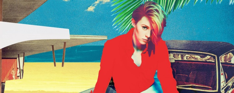 La Roux - Let Me Down Gently