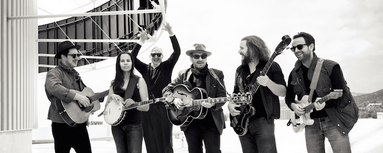 The New Basement Tapes: All star group σε στίχους Bob Dylan