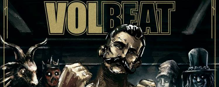 Volbeat – The Devil's Bleeding Crown