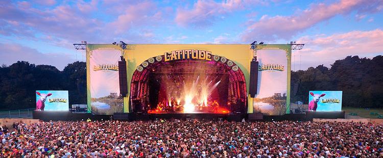 Latitude Festival, UK