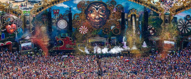 Tomorrowland, Belgium