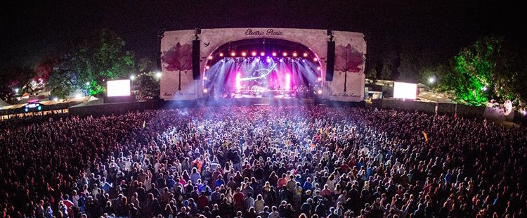 Electric Picnic Festival, Ireland