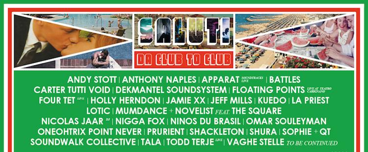 Το Club To Club Festival στο Τορίνο προσθέτει εντυπωσιακά ονόματα στο line-up του