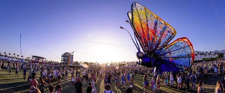 Coachella Festival, California, U.S.A.