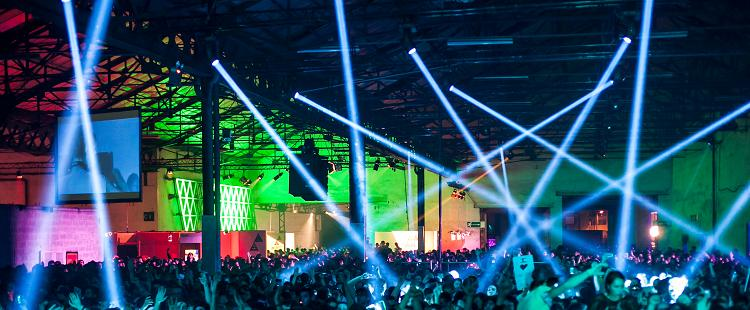 Nuits Sonores Festival, France