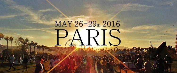 Coachella Europe Festival, Paris, France
